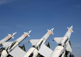 Four missiles are ready