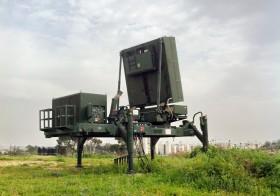 Iron Dome Radar