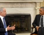 Netanyahu at white house (avi ohayonprime ministers office)