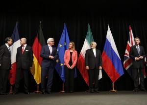 Iran Talks. Abschluss Iran Verhandlungen. UNO. Wien, 14.07.2015, Foto: Dragan Tatic