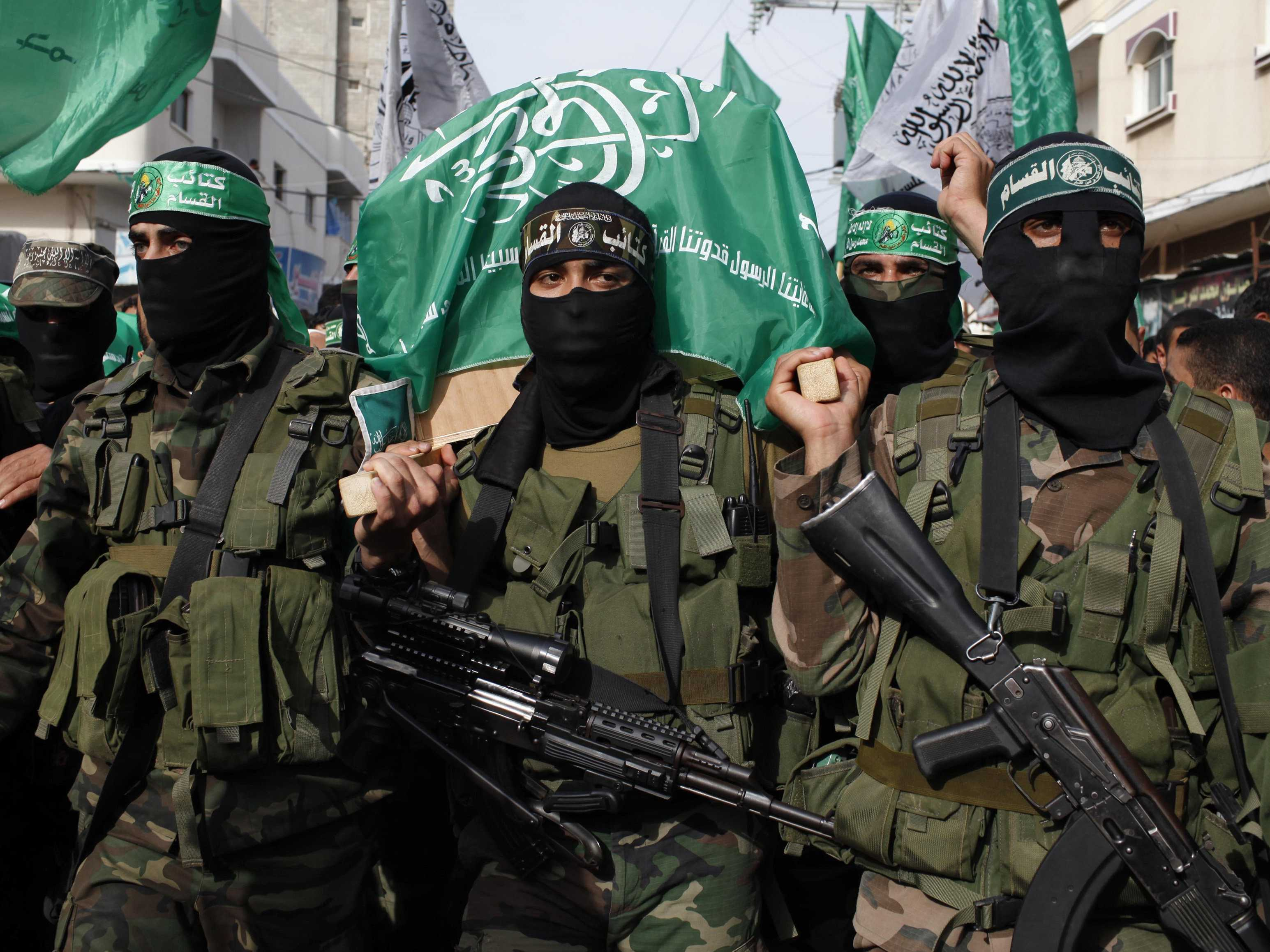 Hamas: A Social Welfare Government or War Machine? | Begin-Sadat ...