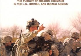 Dr. Eitan Shamir's new book on Military Command