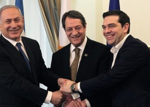 A New Geopolitical Bloc is Born in the Eastern Mediterranean: Israel, Greece and Cyprus