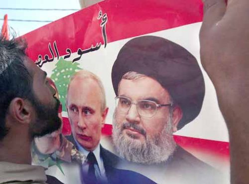 Russia and Hezbollah