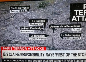 The Impact of the ISIS Terror Attacks on Europe