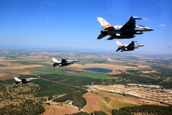 Israel's Active Defense Campaign in Syria: The Next Phase