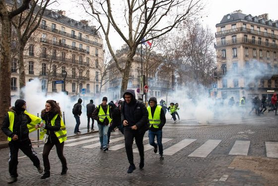 the yellow vests in france social protest violence and antisemitism. Black Bedroom Furniture Sets. Home Design Ideas
