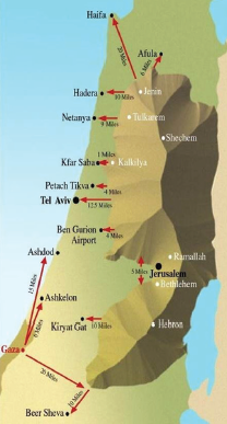 The West Bank's Area C: Israel's Eastern Line of Defense