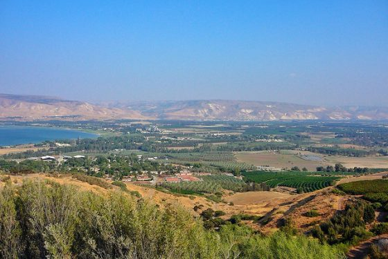 The Jordan Valley Is Waiting for Zionist Action
