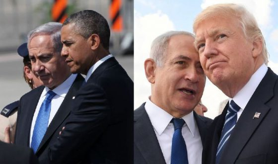 The Trump Vision vs. the Obama Vision on Israel