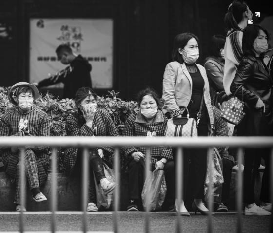 China And The Coronavirus Pandemic
